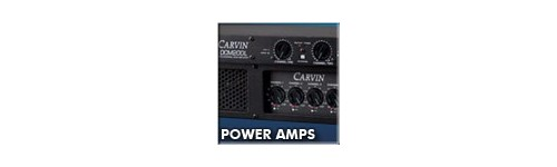 AMPLIFICATOARE DE SUNET - POWER AMPLIFIERS