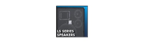 LS Series Active & Passive Speakers