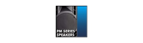 PM Series Lightweight Molded Speakers