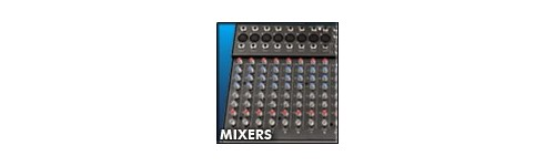 MIXERE AMPLIFICATE - AMPLIFIED MIXERS