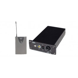 USM16-BP UHF WIRELESS RECEIVER AND BODY PACK TRANSMITTER