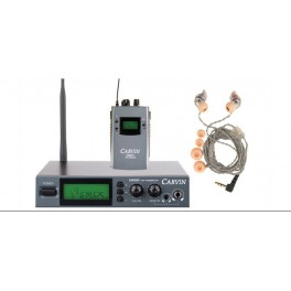 EM900 960-CHANNEL WIRELESS IN-EAR PERSONAL MONITOR SYSTEM