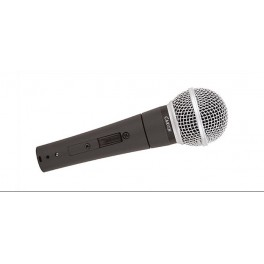 M50 UNIDIRECTIONAL DYNAMIC VOCAL MICROPHONE
